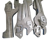 China Steel Foundry with Investment Casting Process