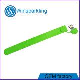 Free Logo Wristband USB Flash Drive 8GB, 16GB