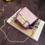 New Arrival Small Size Women Shoulder Bags Designer Shiny Bags for Ladies Sy8499