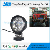 Round Truck Deere Driving Light 27W LED Working Lamp