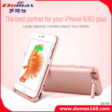 Mobile Phone Gadget Battery Case Backup Power Bank for iPhone 6 Plus