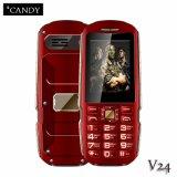 2.4 Inch Full Metal, IP56 Water Proof, Dust Proof Mobile Phone