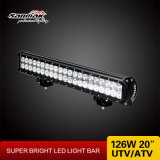 "20"" 126W High Output CREE LED Offroad Light Bar"