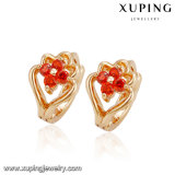 93305 New Arrival Pretty 2g Jewelry Gold Earring for Valentine′s Day