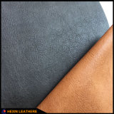 High Quality Synthetic PU Leather for Men′s Shoes Hw-209