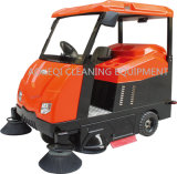 Battery Powered Large Size Perfect Cleaning Ride on Sweeper