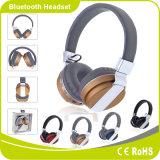 Dual Track Wireless Bluetooth Headphones Headset with FM Radio Function