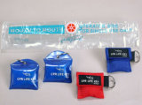 Medical Promotional First Aid CPR Kit Face Shield Kit