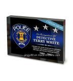 Custom Acrylic Block Recognition Award