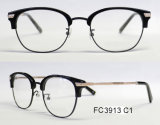 Super Popular New Handmade Optical Frame Acetate &Metal Eyewear