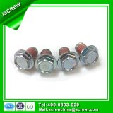 M6 Stainless Steel Hex Washer Head Flange Bolt