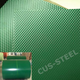 Diamond Colour Roofing Sheets/Embossed Color Galvanized Steel Sheet