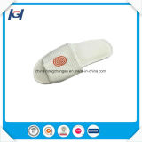Cheap Wholesale Custom Disposable White Waffle Slippers