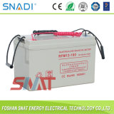 12V 100ah Deep Cycle Free Mainteance Solar Gel Battery for Solar Power System