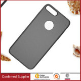 Cool Design Soft Matte Black TPU Phone Case for Apple Iphones