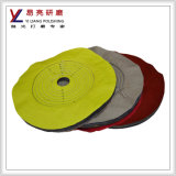Dia 250mm Loose Metal and Stainless Steel Cotton Polishing Buff