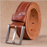 New 2017 Mens 100% Cow Genuine Leather Luxury Strap Belts