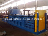 EPA80 Horizontal Waste Paper Baler with CE