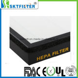 H13 H14 HEPA Filter for Air Cleaner