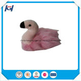 Luxury Plush Top Sales Flamingo Slippers for Adults