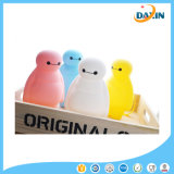 Cute Baymax Design Soft Silicone Pencil Case for School Students