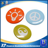 Printing Button Badge with Brooch Fitting for Promotion (Ele-BB001)