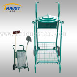 Wheel Trash Bag Cart/Novelty Trash Can Used Conveniently
