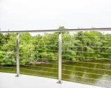 Stainless Steel Wire Staircase Railing Prices