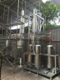 Waste Management Dirty Black Used Lubricants Oil Recycling Plant (EOS-30)