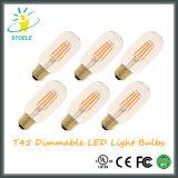 T45 8W E27 240V LED Bulb Edison LED Light Bulb