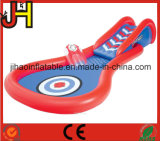New Design Inflatable Mini Water Slide for Kids Play