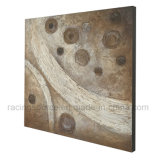 Handmade Painting Abstract Art Printing on Canvas for Living Room Decoration