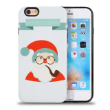 Mobile Phone Back Cover Christmas Man TPU+PC Case for iPhone7 7plus