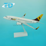 B737-700 Asky 34cm Model 1/100 Scale Plastic Airplane