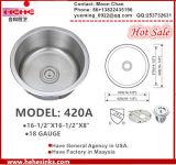 Round Sink, Bar Sink, Kitchen Sink D420