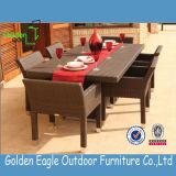 Cane Furniture Aluminum Furniture Dining Set Wicker Furniture