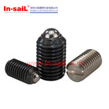 High Strength Hardware Spring Ball Plungers