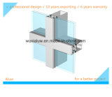 Exposed Frame Curtain Wall
