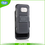 PC TPU Combo Shockproof Cover Case for Samsung S7 Hard Back Cover with Stand