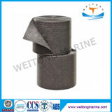 Marine Gray Universal Meltblown Oil Absorbent Rolls for Oil Spill Cleanup