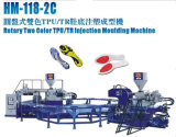 Shoe Sole Making Injection Molding Machine (2 Color)