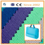 600d Polyester Fabric with PVC Coating for Laptop Computer Bag