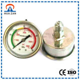 Hydraulic Pressure Gauge From China Oil Filled Compound Pressure Gauge