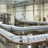 Complete Set of Dairy Processing Equipment (500L-500000L/D)