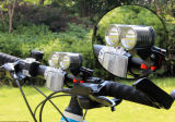 Super Bright 2, 000 Lumens Xm-U2 LED Bike Lamp Focusing Bike Light
