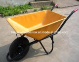 Names of Construction Agricultural Farm Tools Wheelbarrow (WB6401A)