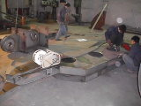 Steel Structure Fabrication Crane Parts (14)