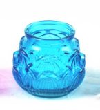 New Design Colorful Glass Candle Jar Candle Holder 18oz