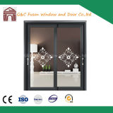 Fuson Sound Proof & Thermal Break Double Glazing Aluminum Sliding Doors