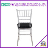 Clear Resin Chiavari Chair (E-001)